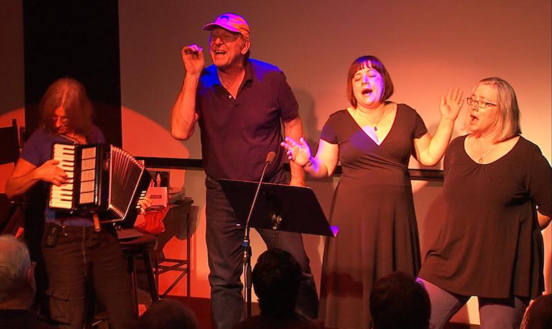 StorySlam Singers